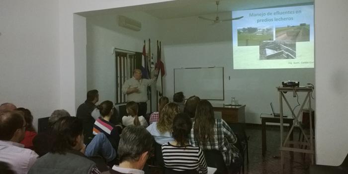 Actualización Tratamientos de Efluentes en Feed Lot y en Tambos