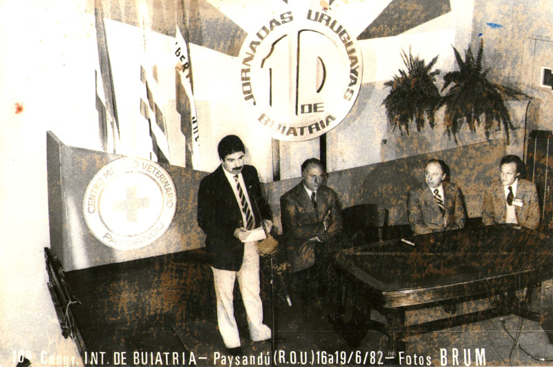 Centro Médico Veterinario Paysandú - Historia